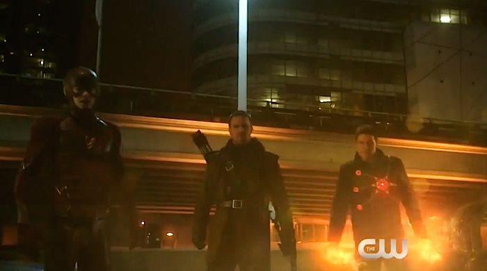 Flash-Arrow-Firestorm-Crossover