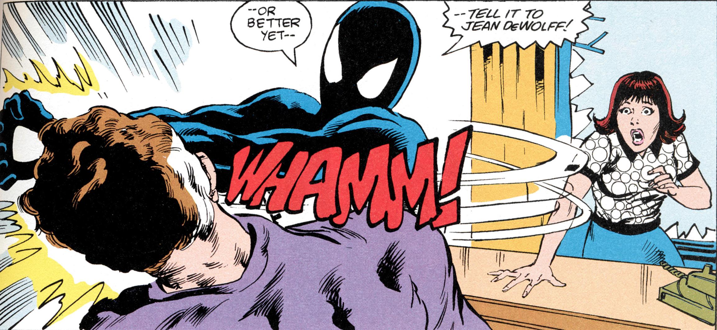 Spider Rage