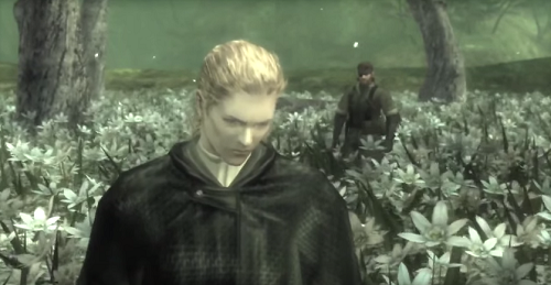 The Boss is easily the most interesting character in the Metal Gear series so far.