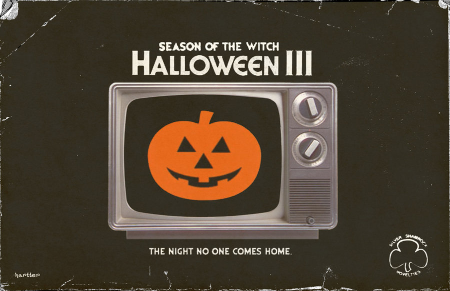 Stale Popcorn: Halloween III: Season of the Witch (1982) – Deadshirt