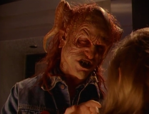Randall Flagg, the devil in blue pants.