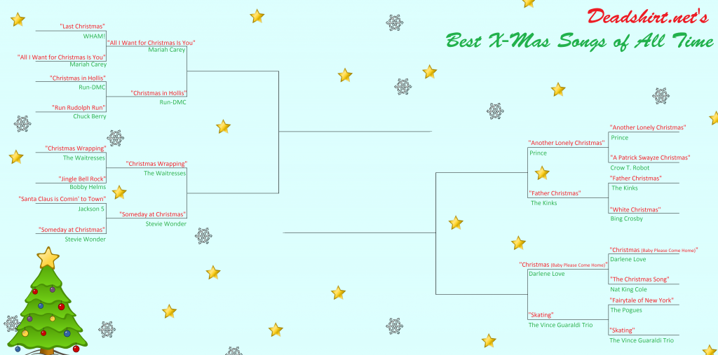 X-Mas 16 Bracket Color 3
