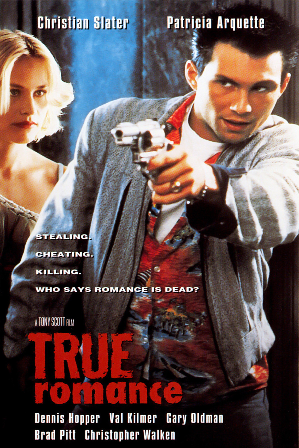True Romance is Quentin Tarantino's Bloody Valentine ...