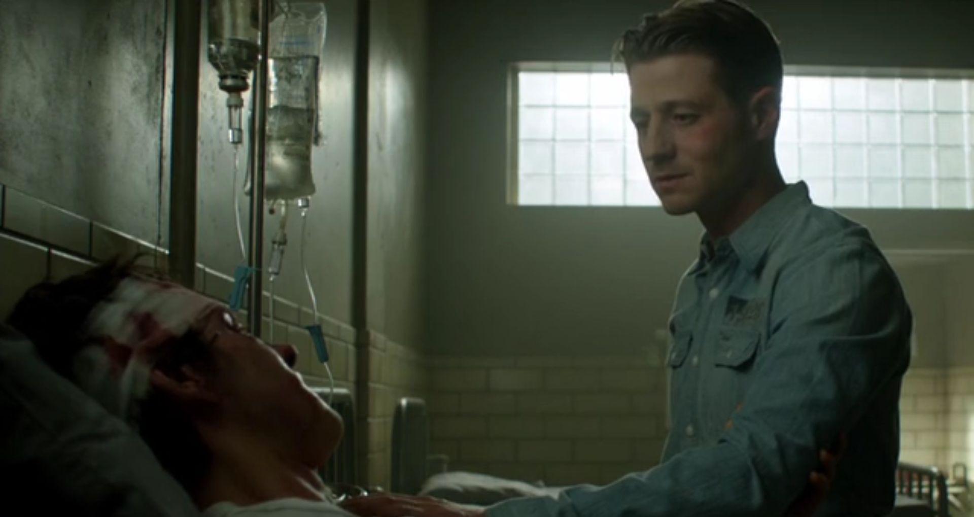 Gotham_Season_2_Prisoners_Jim_Puck_Infirmary