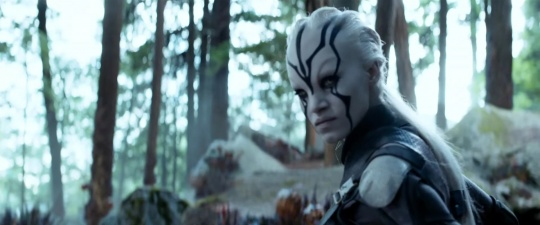Beyond the blockbuster the star trek magic is back - Jaylah sofia boutella ...