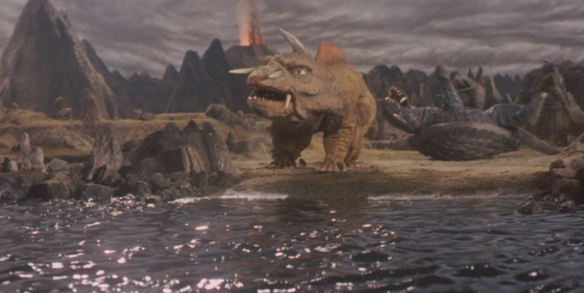 Angry Turtle!: Gamera ...