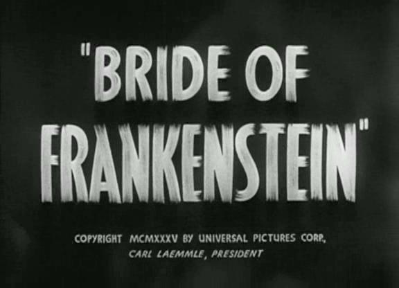 A Blind Date With Bride Of Frankenstein 1935 Deadshirt