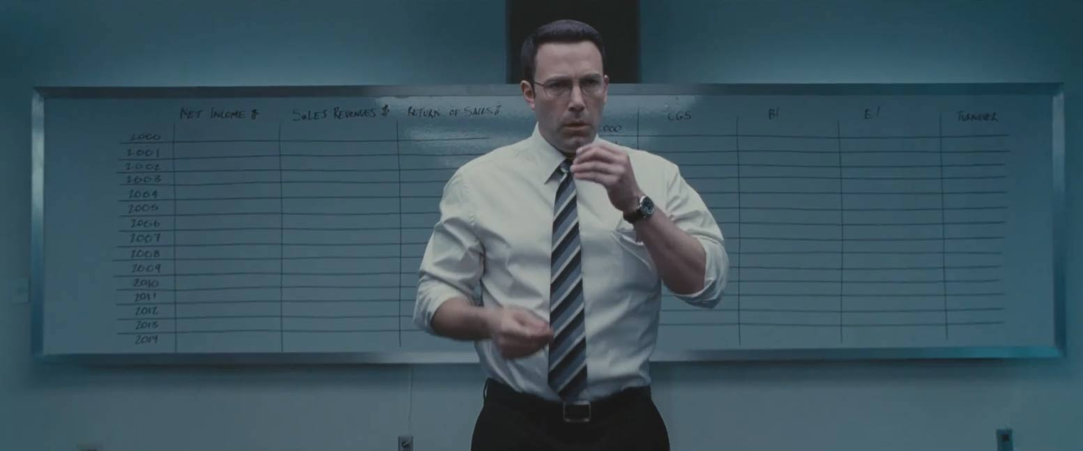 A High-Functioning Autistic Man Reviews The Accountant ...