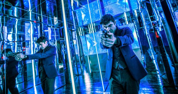 Riccardo Scamarcio plays Santino D'Antonio in 'John Wick: Chapter 2.'