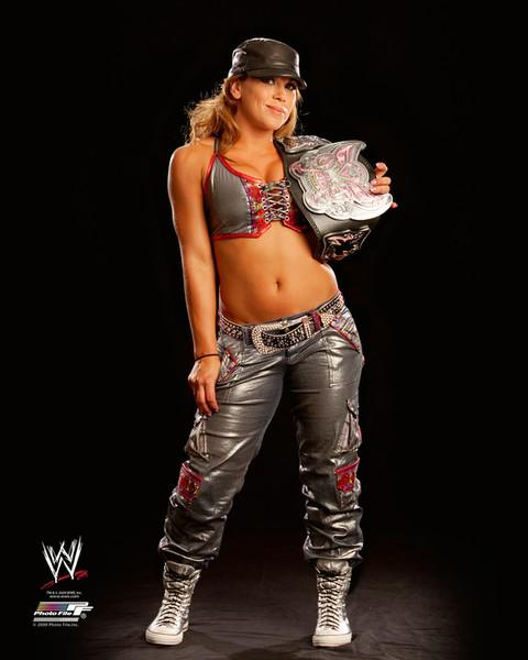 "This was ""fat Mickie James."" Yeah. I know."